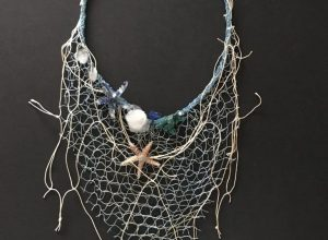 Ocean And Sea Themed Necklace