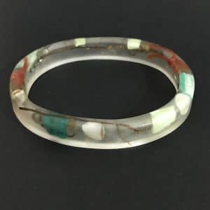 Eco Friendly Oval Bangle