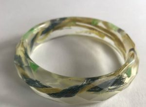 Eco Bio Resin Bangle