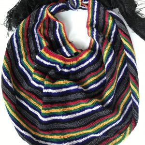 Traditional Hand Woven Papua New Guinea Bag