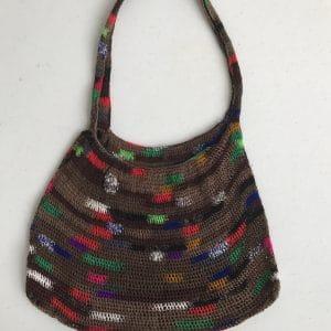 Kimbe Bilum And Traditional String Bag