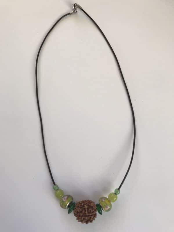 Aromatherapy Oil Necklace