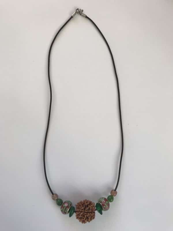 Essential Oil Carrier Necklace