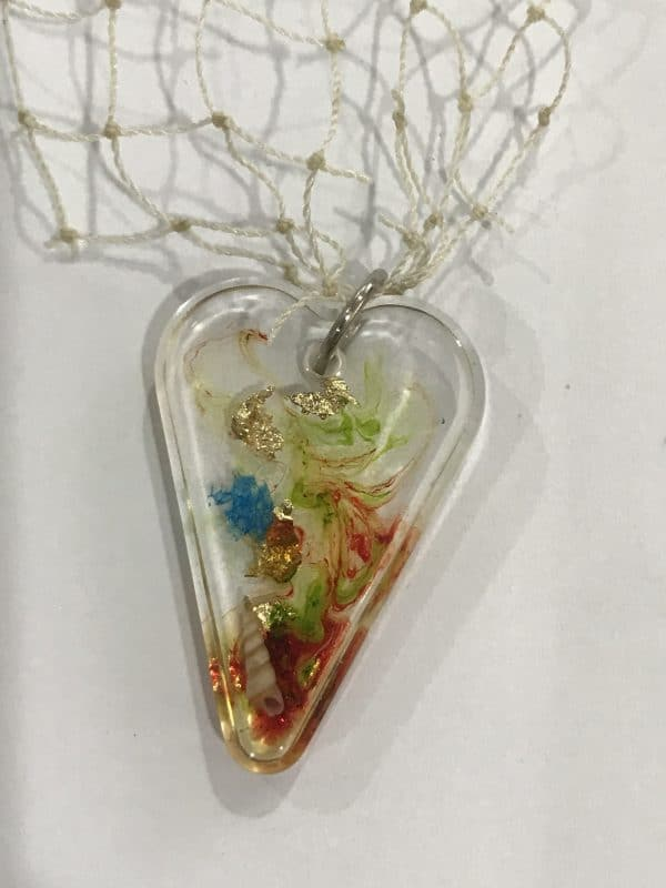Eco Chic and Trashion Necklace