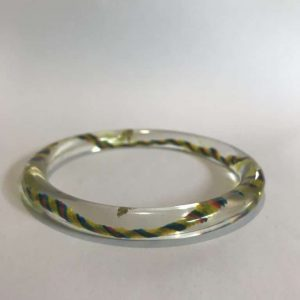 Candy Colored Stacker Bangle